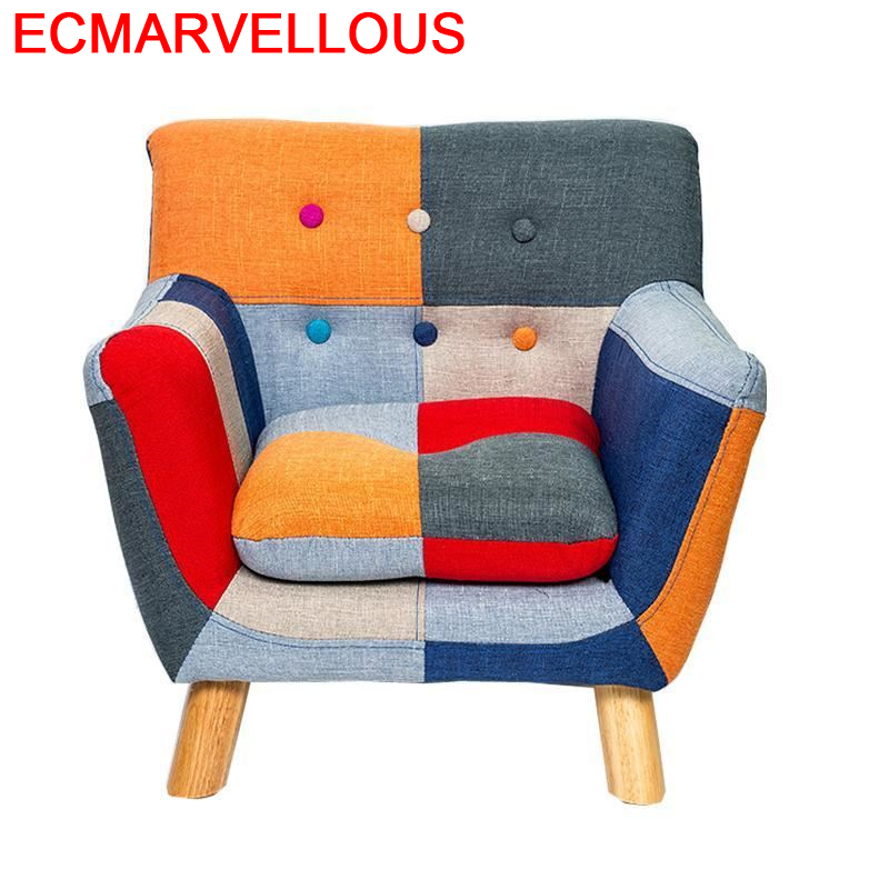 Small Mini Quarto Menina Kindersofa Pufy Do Siedzenia Kids Chambre Enfant Children Baby Dormitorio Infantil Children's Sofa