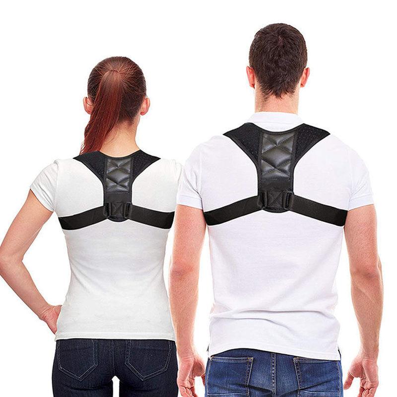 Medical Adjustable Clavicle Posture Corrector Men Woemen Upper Back Brace Shoulder Lumbar Support Belt Corset Posture Correction 5