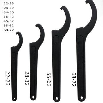 22-72mm klucz klucz narzędzie ręczne regulator motocykl motor amortyzator Spanner Pre Load Hook C klucz narzędzie zestaw uniwersalne narzędzie tanie i dobre opinie BENYS Steel Wielofunkcyjny Bionic ANTYPOŚLIZGOWY Shock Wrench Klucz płaski Dropshipping Wholesale 22-26 28-32 34-36 38-42 45-52 55-62 68-72