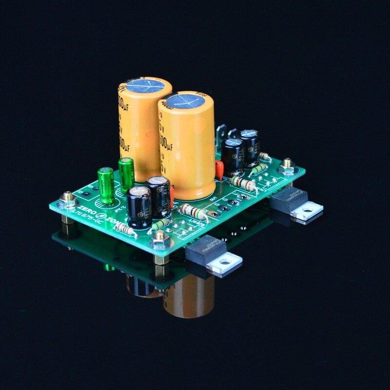 SUQIYA-20W Gaincard version der zwei-kanal LM1875 power verstärker kit fertige board rohr geschmack