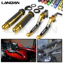 For Honda CBR1000RR Motorcycle CNC Brake Clutch Lever & 7/8 22MM Handlebar Grips CBR 1000RR 2008-2016 Accessories
