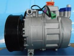 7SBU16C powietrza auto ac sprężarki dla mercedes benz samochodów ciężarowych marki Axor Actros 9pk 24v 135mm