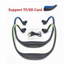 S9 Sports Bluetooth earphones Wireless Fone De Ouvido Auriculares Bluetooth Headset MIC Support TF/S