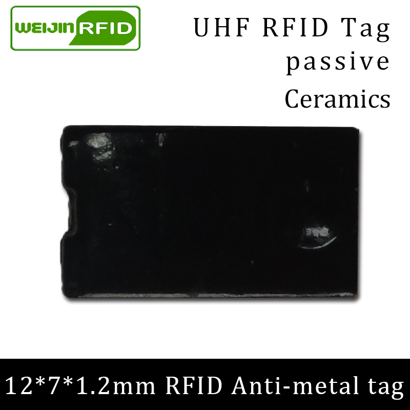 UHF RFID แท็กโลหะ 915 - ความปลอดภัยและการป้องกัน