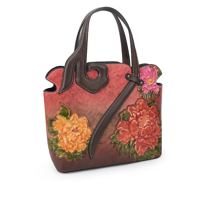 Johnature 2020 nova retro bolsas de luxo