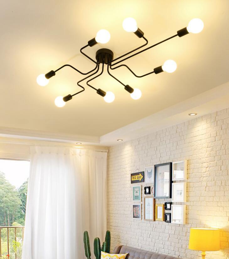 luz de teto da lâmpada do teto