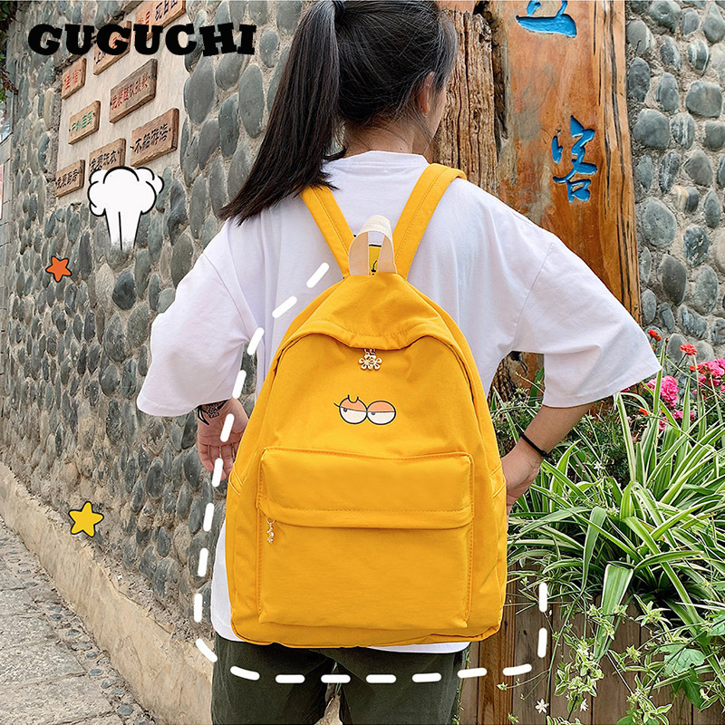 Women Backpack For Teenage Girls 2020 Summer New Fashion Female Casual Students School Shoulder Bags Cartoon Small Backpacks