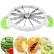 Watermelon Cutter Convenient Kitchen Cutting Accessories Tools Watermelon Slicer Fruit Slicer Kitchen Multi-Function Slicer