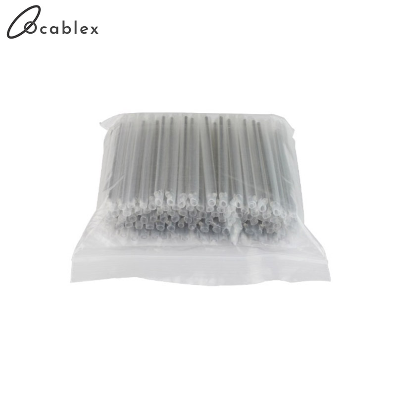 1000pcs/lot Fiber Cable Protection Sleeves 60mm*1.2mm 45mm*1.2mm FTTH Heat Shrink Splice Protector