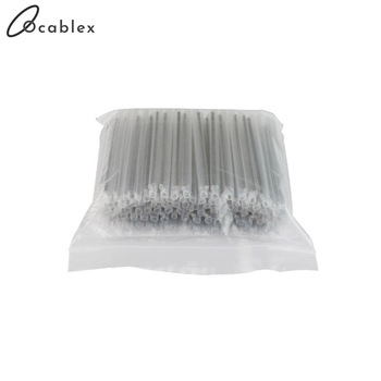2000pcs/Lot Fiber Cable Protection Sleeves 60mm 45mm 40mm *1.2mm FTTHHeat Shrink Splice Protector - discount item  9% OFF Communication Equipment