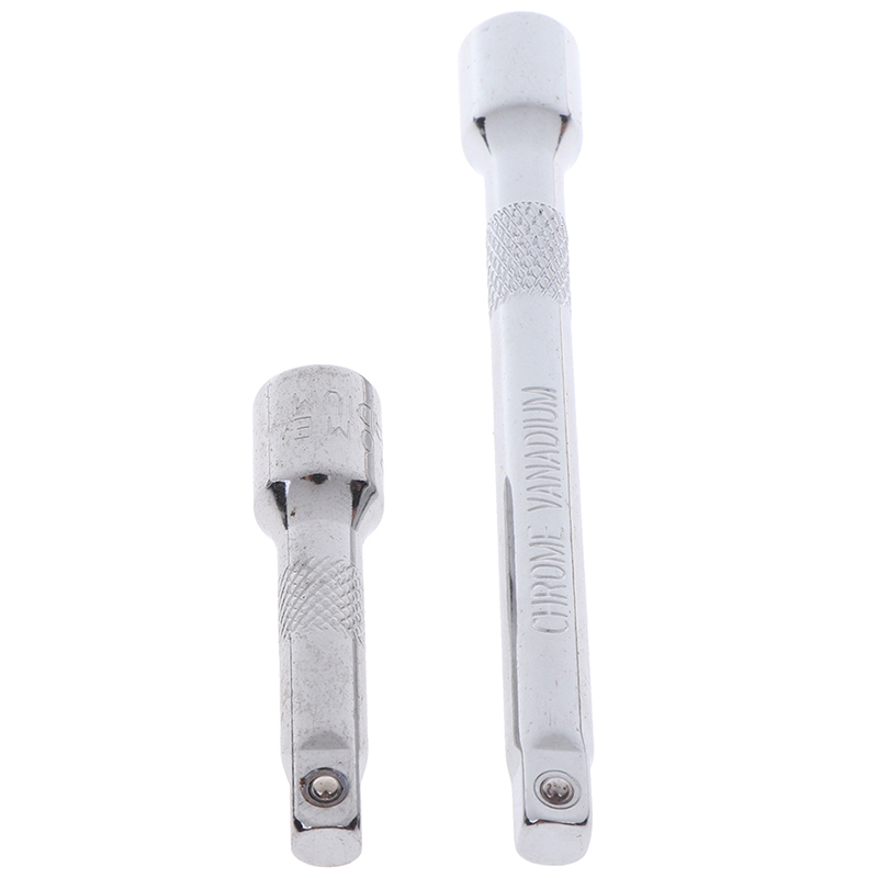 Hot New 50mm 100mm Long Extension Bar 1/4 Drive Ratchet Socket Extender Socket Tool