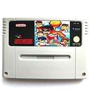 Супер Dodge Ball (Kunio-kun no Dodge Ball-Zenin Shuugou!) для pal консоли 16 битовый игровой cartidge перевод на английский
