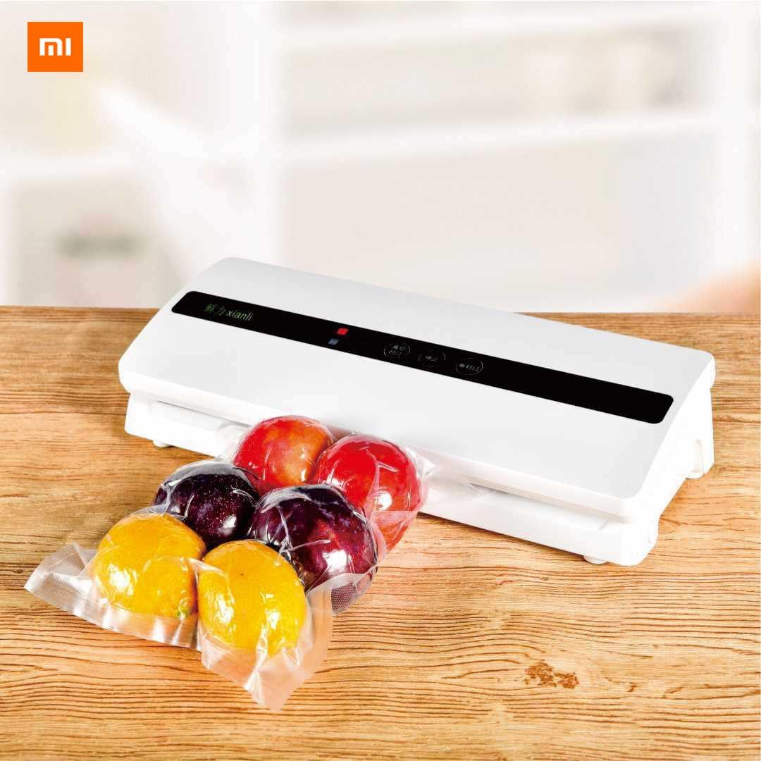 Original Xiaomi Youpin Force fraîche Xianli Machine de conservation sous vide conservation sous vide verrouiller le délicieux frais