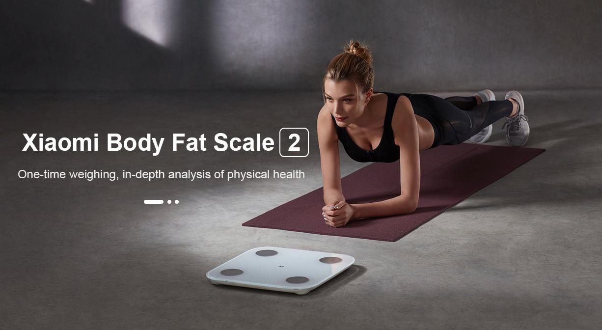 Mi body composition scale 2