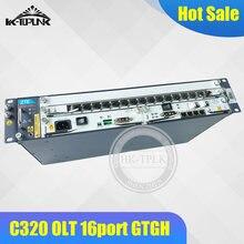Для zte C320 1GE SMXA/1 карта OLT FTTH GPON OLT 8 или 16 портов GTGO/GTGH C+ Сервис кабан с 110 В-220 В переменного тока