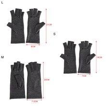 1 пара артрит компрессионные перчатки сустава пальца боли запястье