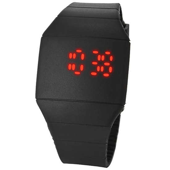 Fashion Men Lady Touch Digital LED Beautiful Sport watch 2021