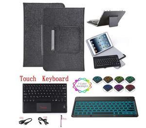 Универсальный чехол-клавиатура с подсветкой bluetooth для Huawei MediaPad M6 M5 T5 M3 M2 T3 T2 T1 10,8