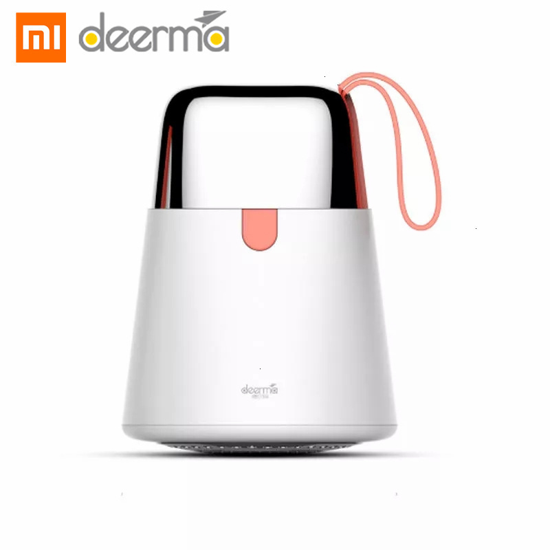 Xiaomi Deerma Lint Remover Hair Ball Trimmer Sweater Remover Mini 3 Blades Hair Ball Trimmer USB Rechargeable Electric Trimmer