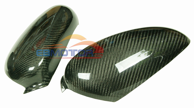Real Carbon Fiber Mirror 1pair For Porsche 911 996 Boxster 986 1998-2004 T052M 4