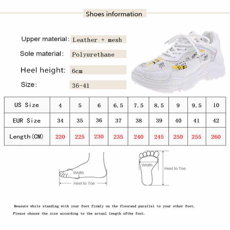 MBR FORZA scarpe Da Tennis delle donne delle scarpe da tennis piane cinghie casuale comodo di spessore inferiore scarpe da tennis delle signore
