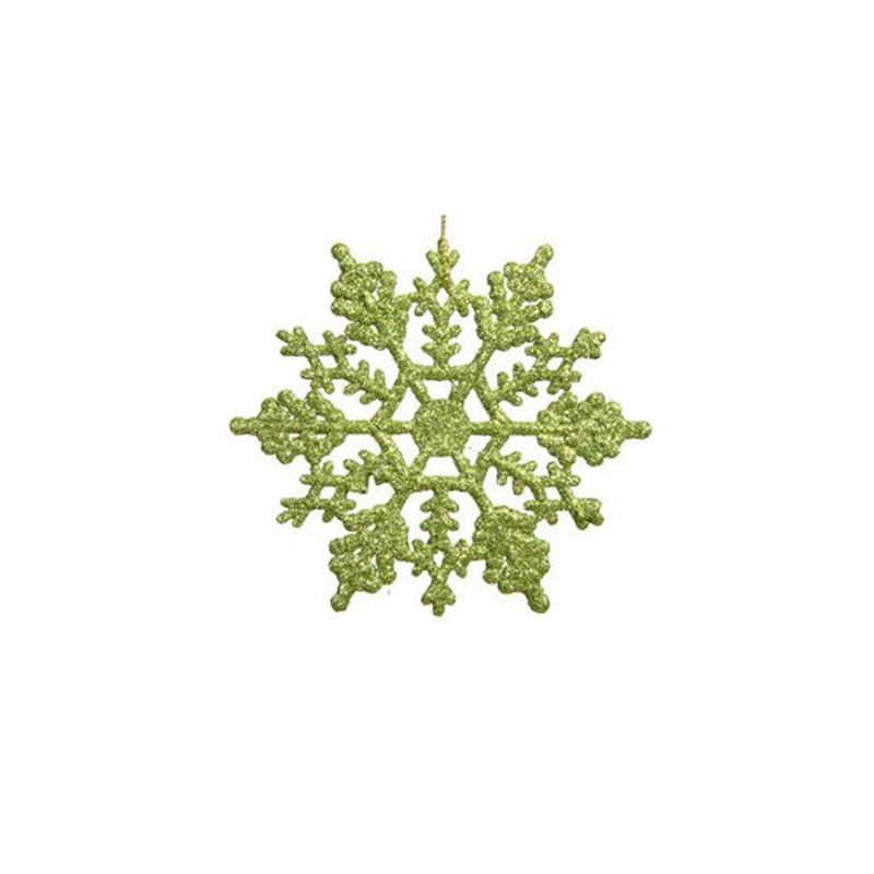 1pcs-10cm-Gold-Silver-Glitter-Powder-Snowflake-Xmas-Ornaments-Pendant-Christmas-Tree-Decor-Party-Wedding-Home(9)