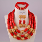 african coral neckla...