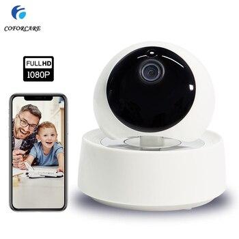 цена на IP Camera 1080P Wifi Camera Home Security CCTV Camera Video Surveillance Camera IR Night Vision Baby Monitor Wireless IP Camera