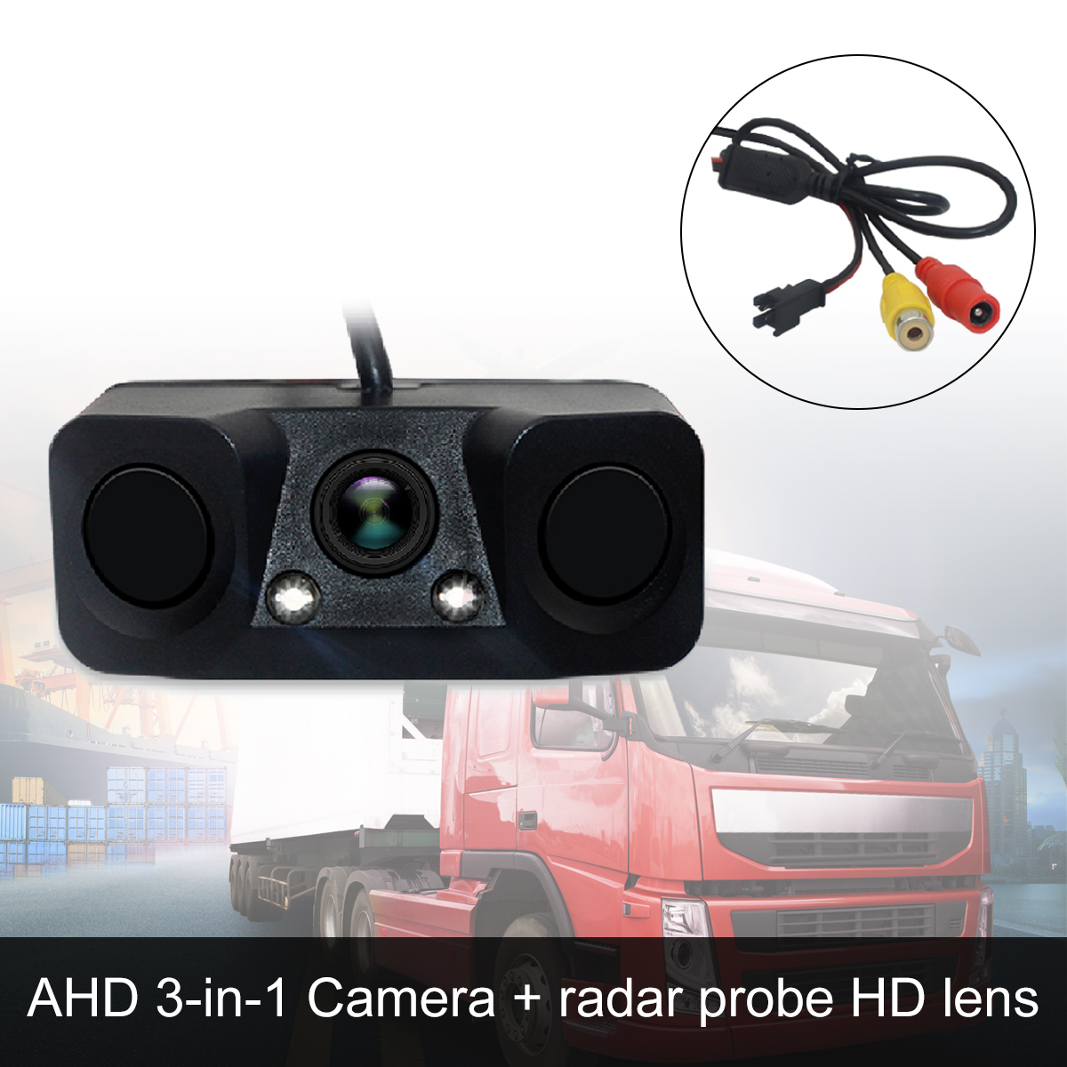 Car Light Sensor Front Left Right Side View Rear View Camera Blind Spot Camera