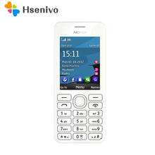 2060 Dual Sim Original Nokia 2060 206 2G GSM 1.3MP 1100mAh Unlocked Cheap Refurbished Celluar Phone Refurbished