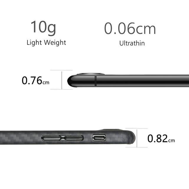 100% pour iPhone SE2 2020 véritable Fiber de carbone et Kevlar matériel 0.6mm 3D mince mince caméra lentille corps complet housse de protection