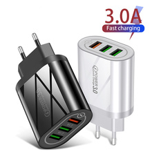 USB Charger Travel Charger Quick Charge 3.0 4.0 For Huawei X