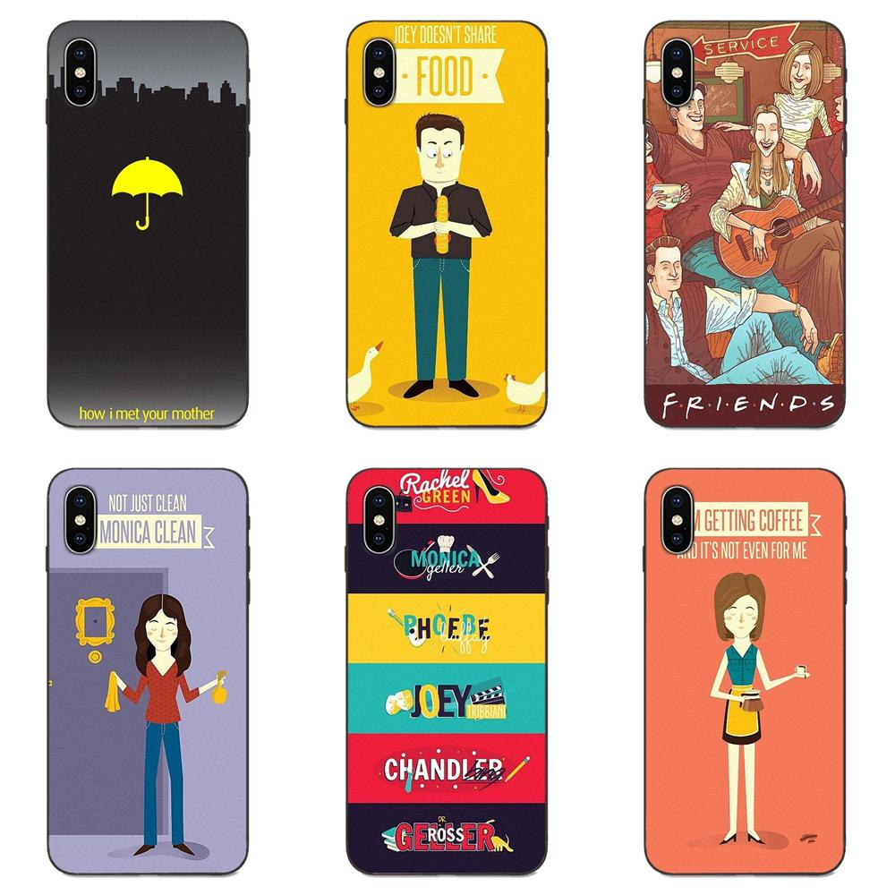 For Huawei nova 2 2S 3i 4 4e 5i Y3 Y5 II Y6 Y7 Y9 Lite Plus Prime Pro 2017 2018 2019 Soft TPU Top Selling Friends image