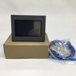 Image 1 - 4.3 HMI+PLC All in one Integrated Controller 4.3Inch Touch Panel DC24V Transistor Output Digital I/O 12DI 12DO RS232 FX2N