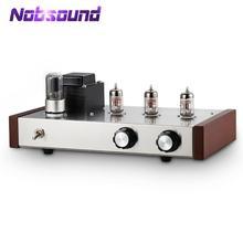 Nobsound HiFi 12AX7B rura próżniowa przedwzmacniacz Stereo domowe Audio przedwzmacniacz Ref obsługi Marantz M7