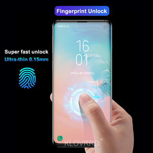Image 4 - 3D 20D Full Curved Cover Tempered Glass for Samsung Galaxy S10E S10 5G S9 S8 Plus S7 Edge Note 8 9 A8 2018 Screen Protector Film