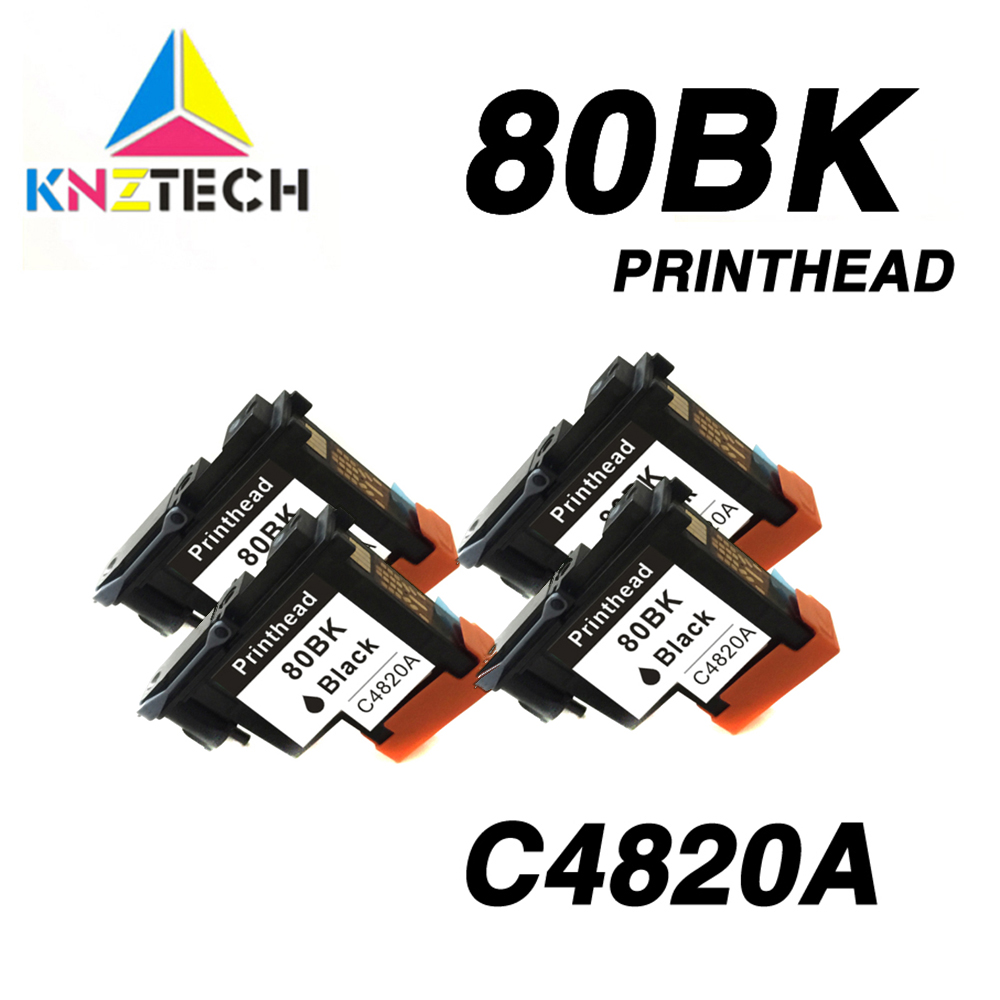 C4820A Printhead Compatible For Hp 80 Print Head For Hp80 Designjet 1000 1050c 1055 Ink Cartridge Print Head