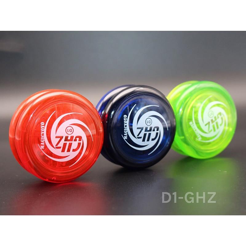 Magic Yoyo Ghost Hand D1 Basic 2A Live Sleep Beginners Beginners Practice Yo-Yo Children 2A