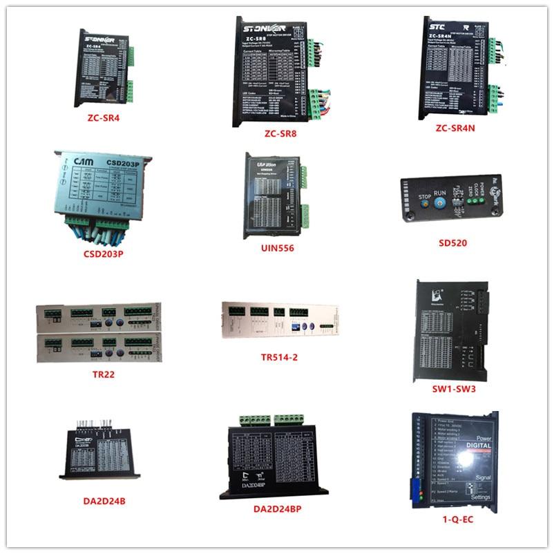 Used ZC-SR4| ZC-SR8| ZC-SR4N| CSD203P| UIN556| SD520| TR22| TR514-2| SW1-SW3| DA2D24B| DA2D24BP| 1-Q-EC