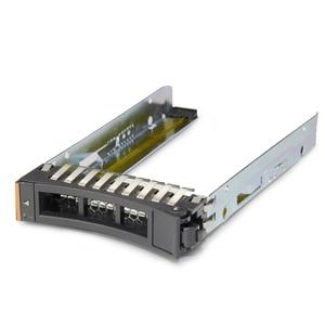 Image 3 - 30 قطعة/الوحدة 2.5 44T2216 SAS SATA HDD القرص الصلب علبة العلبة ل IBM X3650 X3850 X3950 X5 M3 M4 خادم قوس