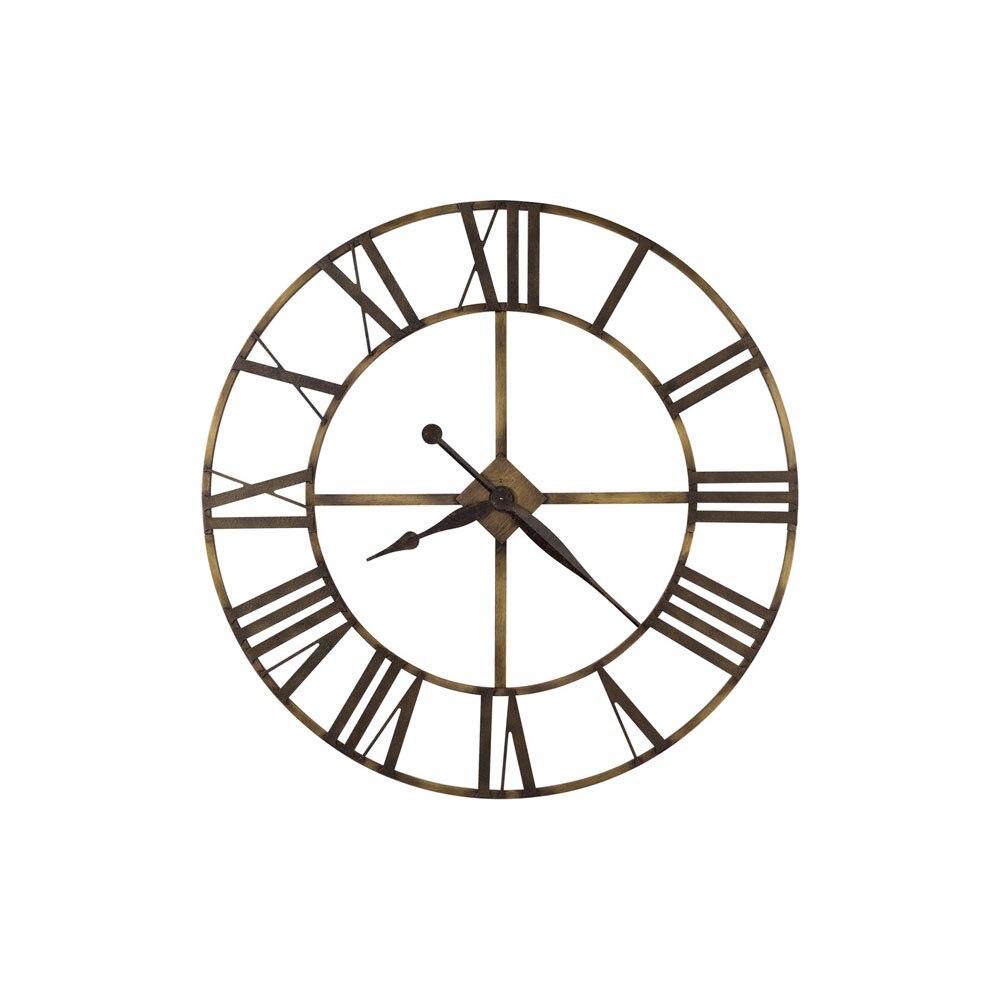 Quartz Wall Clocks Howard Miller 625-566 Decorative Wall Clock Large Wall Clock diy wall sticker art wall clock w silent movement black 1 x aa
