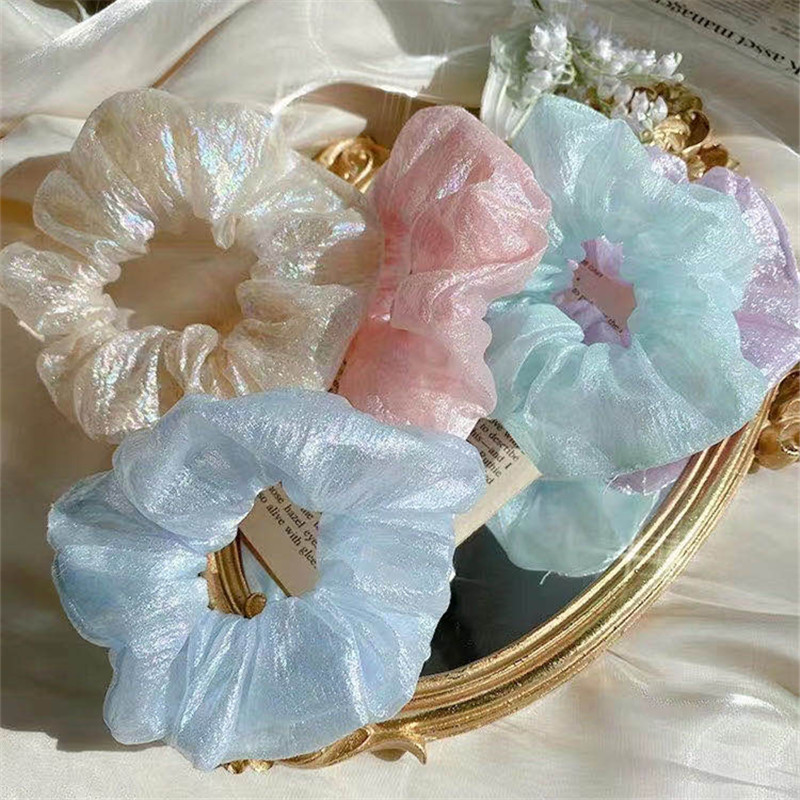 2 Yards Mouse Head Tulle Ribbon