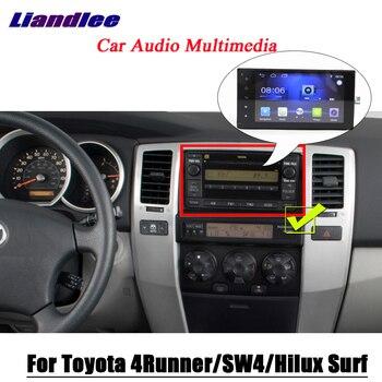 Sistema Multimedia de coche para Toyota 4Runner, SW4, Hilux Surf 2002 ~...