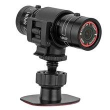 Мини F9 HD 1080P велосипедная мотоциклетная Спортивная камера для шлема видео рекордер DV видеокамера мини камера