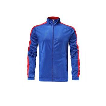 2020 Winter Man Training Uniform Dry Fit Men Tracksuit Jacket women Sports Wear Shirts