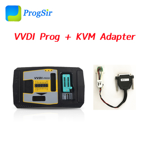 Image 1 - Xhorse VVDI Porg Con KVM Adattatore Clip Speciale Per Jaguar KVM