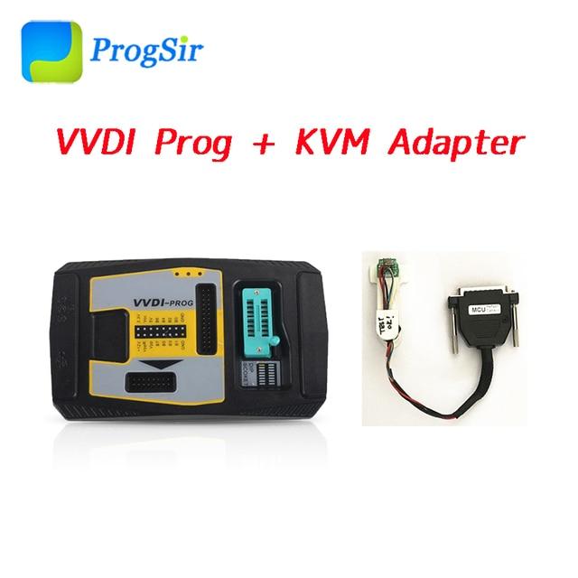 Xhorse VVDI Porg Con KVM Adattatore Clip Speciale Per Jaguar KVM