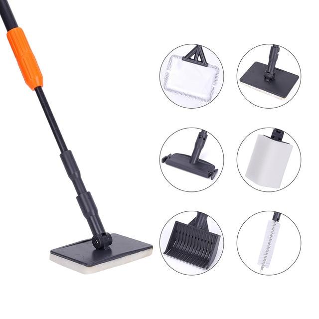 6 in 1 Aquarium Cleaning Tools Kit  4