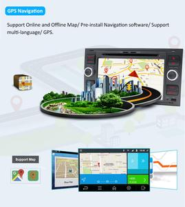 Image 4 - Boison Android 10.0 Car DVD GPS Navigation Player Stereo Radio Audio For Ford 2 Mondeo S C Max Fiesta Galaxy Connect Focus