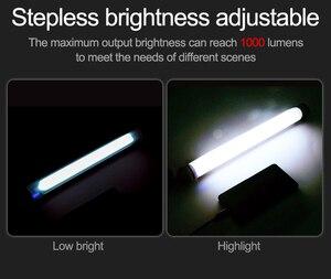 Image 4 - 8 Вт 3000K дистанционное управление вспышка стержень фото светодиодный светильник ing IP68 Водонепроницаемый Кемпинг Светильник RGB флэш светильник для фотографии дайвинга
